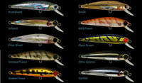 Cranka Minnow 59mm Shallow Suspending Hardbody Lure BRAND NEW @ Ottos Tackle Wor