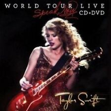 Taylor Swift - Speak Now World Tour Live (NEW CD+DVD)