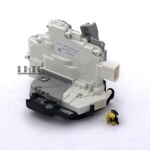 Rear Right RH Door Lock Latch Actuator Mechanism For Audi A3 S3 8P A4 B7 A6 C6