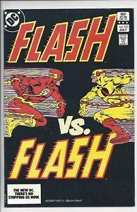 Flash 323 - VF+ (8.5) $.75 press would make this very nice!