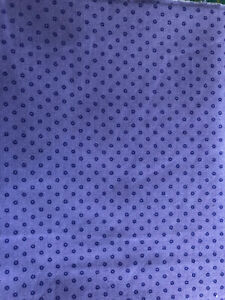 Sweet Things - Lakehouse - 100% cotton - Purple Donut Dot - by the yard