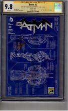 (B3) Batman #41 Variant CGC 9.8 Signature Series 2x Signed