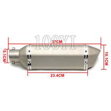 Modified Exhaust Pipe For Honda NSR250 ST1300 VFR400 CBR400 VFR800 interceptor