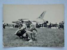 AVIANO US AIR FORCE aereo aircraft airplane aviazione vintage foto 2