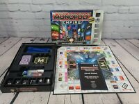 Monopoly Empire Board Game - 2014 - Own the Top Brands- Different Tokens.