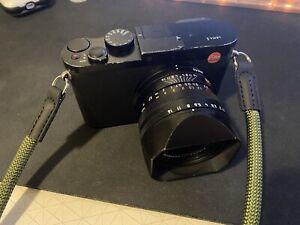 Leica Q 24MP Digital SLR Camera - Black