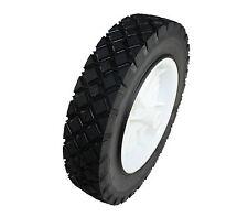 """8 """" Plastik Rad & Reifen für viele Rasenmäher"""