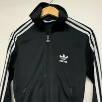 Adidas Originals Blue Trefoil Sweatshirt Track Top Jumper Jacket AY8397 M11