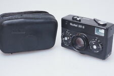 Rollei 35s Kamera Camera with 1:2.8 / 40mm Sonnar lens 35 s black edition M016