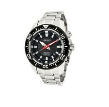 Seiko SKA511 Sportura Kinetic Stainless Steel Divers Analog Mens Watch WR 200M