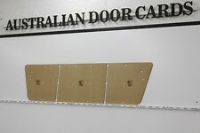 Holden EH, EJ Station Wagon Tailgate Cargo Panels Blank Trim Panels
