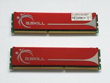 G-Skill 2 x 2GB, DDR3-1600MHz, DIMM 240-pin Memory Ki