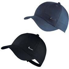 Nike Boys Baseball Caps H86 Swoosh Kids Metal Logo Cap Adjustable Hat