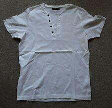 Mexx T-shirt Gr. M mit Knopfleiste