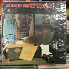 Alberto Cortez – Equipaje - LP (Vinyl) Uraguay Pressing