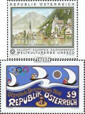 Austria 2326,2327 (complete issue) unmounted mint / never hinged 2000 special st