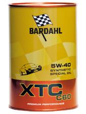 1LT Olio motore AUTO Bardhal XTC C60 5W-40  334040