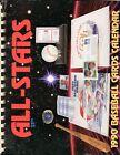 Selten 1990 Krause Publications All-Stars Baseball Cards Kalender Ruth Mantle PCPreisführer & Publikationen - 170135