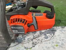 Husqvarna Chainsaw compact 23 parts saw sweden