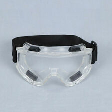 Heavy Duty Safety Goggle Glasses Splash Resistant Eye Protection Cover