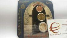 Pièces euro de Saint-Marin pour 2 Euro année 2005