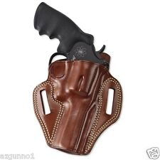 Galco Combat Master Holster Holster for S&W L Frame Right Hand Tan CM104