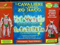 CAVALIERI ZODIACO/SAINT SEIYA - ANDROMEDA trasformabile - cm. 11