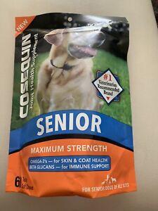 COSEQUIN SENIOR Joint Health Supplement Maximum Strength   60 TASTY SOFT