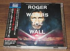 SEALED! Roger Waters JAPAN PROMO 2 x CD The Wall PINK FLOYD more in stock OBI