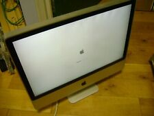Apple iMac 24 inch - model A1115, 2007, probably Core 2 Duo - Doesn't START UP