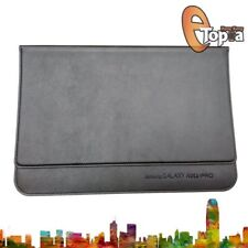 """Original Samsung Galaxy Note Pro 12.2"""" Tablet Leather Sleeve Case Black NoteBook"""