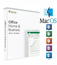 MS Office 2019 Home and Business für MAC / Standard / per Ebay Nachrichten /1Mac