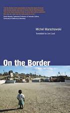 On the Border,Warschawski, Michel,New Book mon0000021404