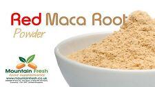 Organic Red Maca Root Powder 100g