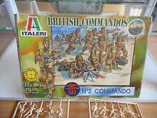 Modelkit Italeri Britisch Commandos WWII on 1:72 in Box