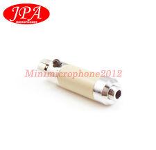 JPA JA205 Adapter Convert Sennheiser 3.5mm plug to Shure TA4F Wireless Bodypack