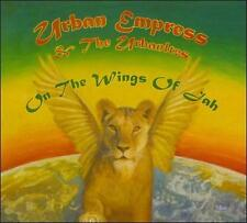 On The Wings Of Jah - Urban Empress & The UrbanItes  Audio CD Buy 3 Get 1 Free