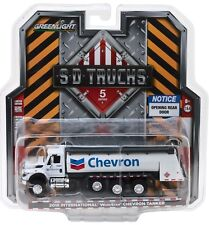1:64 GreenLight *SD TRUCKS 5* 2018 International WorkStar *CHEVRON* FUEL TANKER