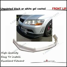 FRP FIBER GLASS VARIS FRONT LIP SPLITTER VALANCE FOR MITSUBISHI EVO EVOLUTION 7