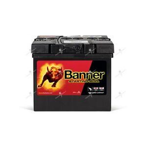 batterie Banner Starting Bull Moto tondeuse 53034 12v 30ah 300A 187X128X165mm