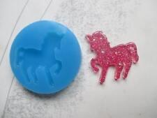 UNICORNO Stampo in silicone mold  per resina fimo premo
