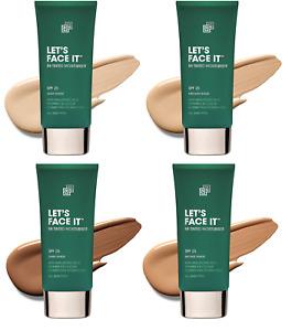 Shakeup Cosmetics Let's Face It BB Tinted Moisturiser Vegan Makeup For Men 50ml