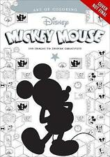 Art Of Coloring: Mickey Mouse And Minnie Mouse 100 Images To Inspire...