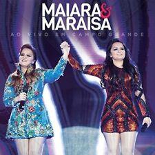 Maiara & Maraisa - Ao Vivo Em Campo Grande [New CD] Brazil - Import