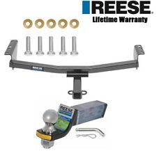 "Reese Trailer Tow Hitch For 08-19 Nissan Rogue Class 3 w/ Ball Mount and 2"" Ball"