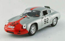 Porsche Abarth #92 6th T.florio 1961 Pucci / Strahle 1:43 Model BEST MODELS