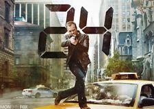 24 Jack Bauer Kiefer Sutherland Gun POSTER
