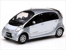 MITSUBISHI i MiEV WHITE/SILVER 1/43 DIECAST MODEL CAR BY VITESSE 29280