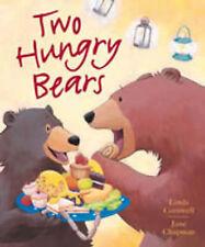 Two Hungry Bears by Linda Cornwell (Hardback, 2000)