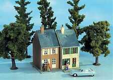 Gauge H0 Kit two Row houses 155 NEU